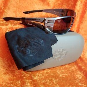 594b02544df Harley-Davidson Accessories - 💟 MEN WOMEN GRAY H-D SPORT SUNGLASSES